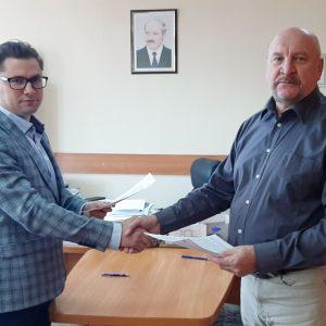 Институт философии и Ассоциация «Содействие развитию интеграции, международного социально-культурного и делового сотрудничества» подписали соглашение о сотрудничестве